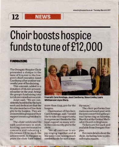 Cheque presentation- March 2017 Brighouse Echo082 (1)